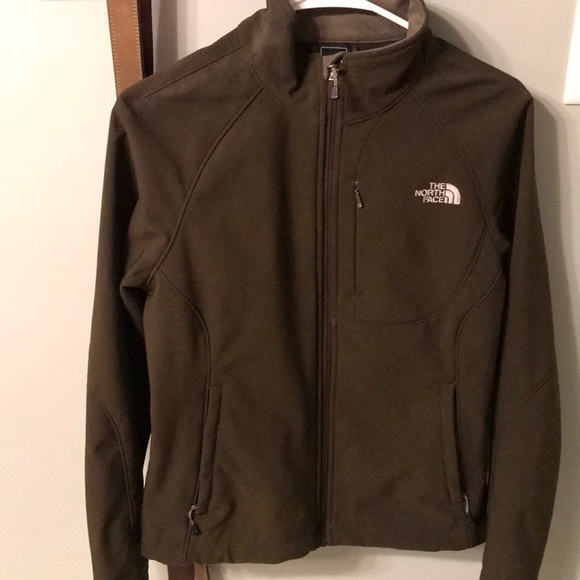 The North Face Jackets & Blazers - Brown waterproof The North Face jacket